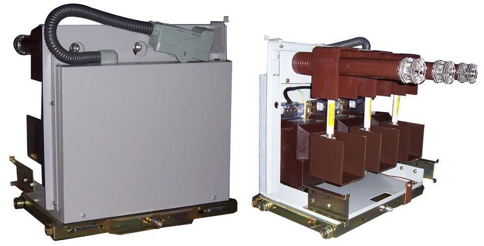5kv单母线分段电力系统,手车配置不同的一次元器件,可分别具有母线