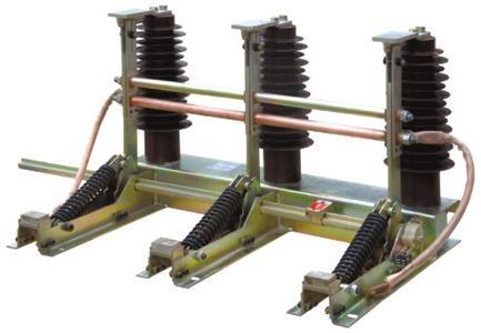 JN15-35/31.5型户内高压接地开关